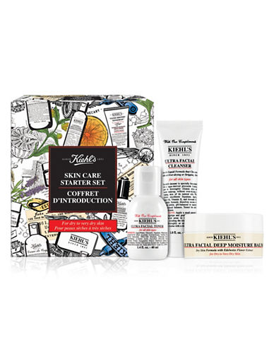 KiehlS Since 1851 Intense Hydration Three-Piece Skin Care Starter Set-NO COLOUR-One Size