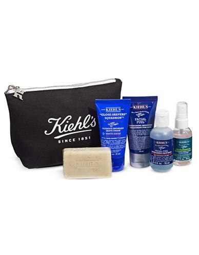 KiehlS Since 1851 Travel Ready Six-Piece Starter Kit-NO COLOUR-One Size