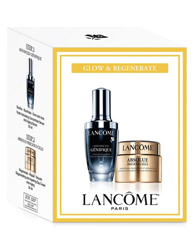 Lancôme 2-Piece Advanced Génifique & Absolue Precious Cells Winter Skincare Set-NO COLOR-One Size