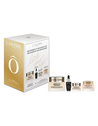Lancôme Absolue Winter Skincare Set-NO COLOR-One Size