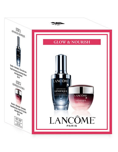 Lancôme 2-Piece Advanced Génifique & Génifique Nutrics Skincare Set-NO COLOR-One Size