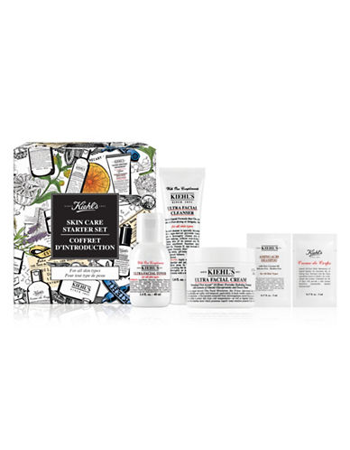 KiehlS Since 1851 Ultra Facial Starter Set Fr Normal to Dry Skin-NO COLOR-50 ml