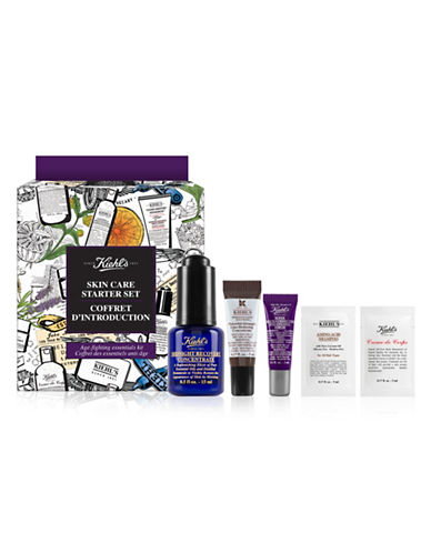 KiehlS Since 1851 Age-Fighting Five Piece Starter Set-NO COLOR-50 ml