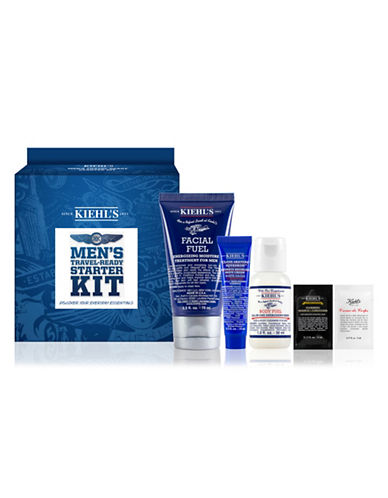 KiehlS Since 1851 Five-Piece Travel Ready Starter Kit-NO COLOR-50 ml