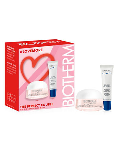 Biotherm Perfect Couple Aquasource Valentines Day Two-Piece Set-NO COLOUR-One Size