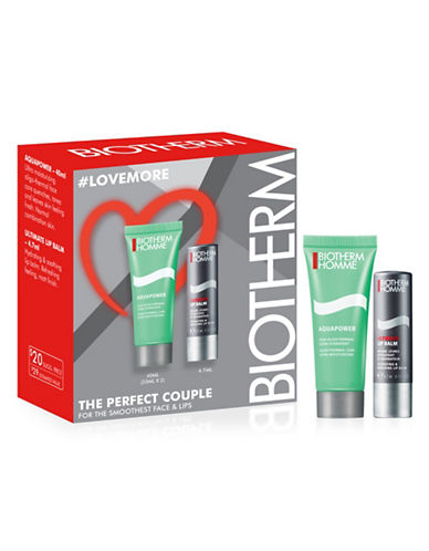 Biotherm Biotherm Aquapower Levres Coffret Set-NO COLOUR-One Size
