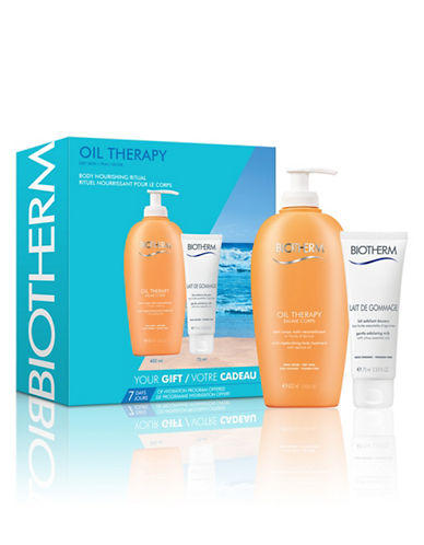 Biotherm Two-Piece Baume Nutrition Set-NO COLOUR-One Size