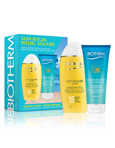 Biotherm Sun Ritual Set-NO COLOUR-One Size