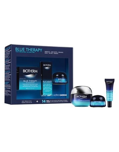Biotherm Three-Piece Blue Therapy Accelerated Cream Set-NO COLOUR-One Size