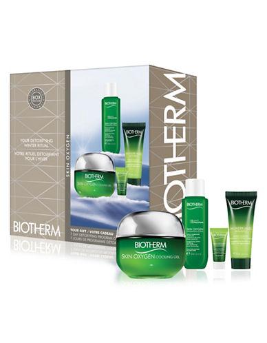 Biotherm Four-Piece Skin Oxygen Set-NO COLOR-One Size