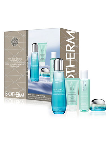 Biotherm Four-Piece Life Plankton Set-NO COLOR-One Size