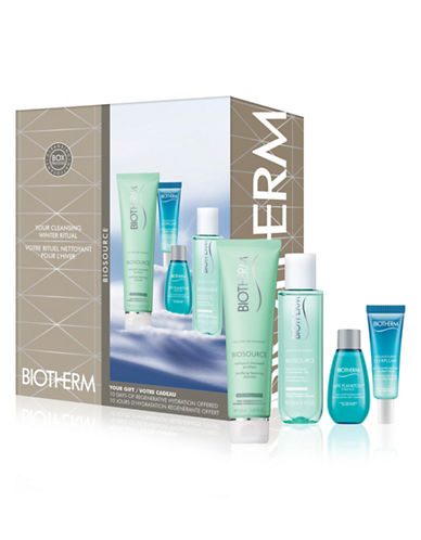 Biotherm Four-Piece Biosource Normal Skin Set-NO COLOR-One Size