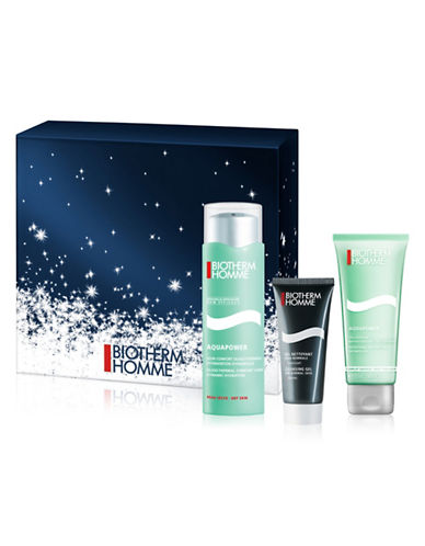 Biotherm Aquapower Dry Skin Christmas Three-Piece Set-NO COLOUR-One Size