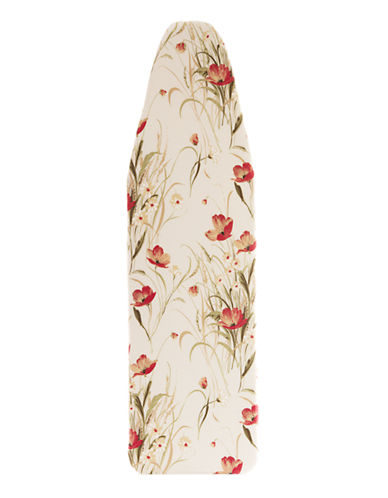 Laundry Solutions Poppy Ironing Board Cover-FLORAL-One Size