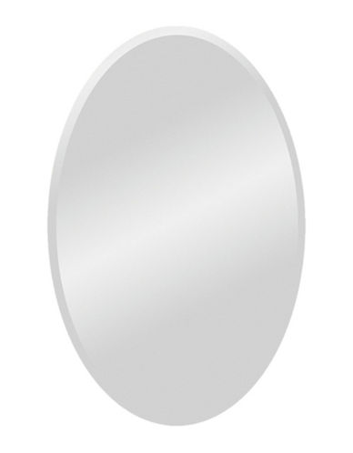 Ren-Wil Yen Oval Mirror-ALL GLASS-One Size