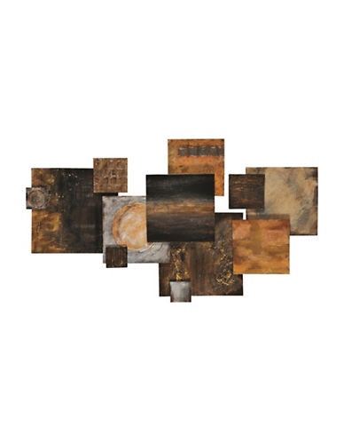 Ren-Wil Transforming Wall Art-BROWN-One Size