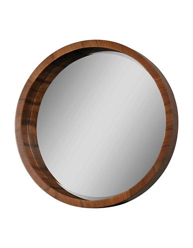 Ren-Wil Brybjar Mirror-WALNUT VENEER-One Size