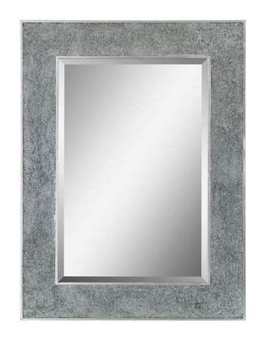 Ren-Wil Helena Mirror-SILVER/CRUSHED GLASS-One Size