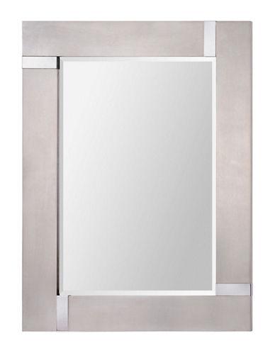 Ren-Wil Capiz Mirror-SILVER LEAF-One Size