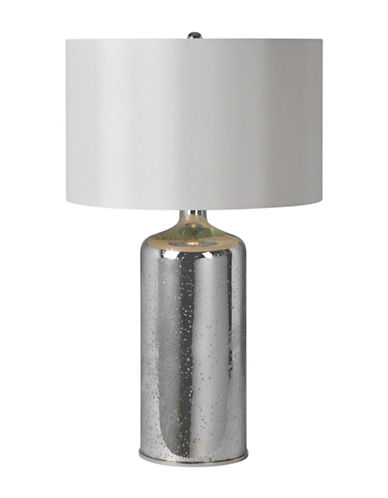 Ren-Wil Rita Table Lamp-SILVER PLATED-One Size