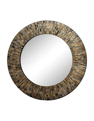 Ren-Wil Aventurine Mirror-BLACK MOSAIC-One Size