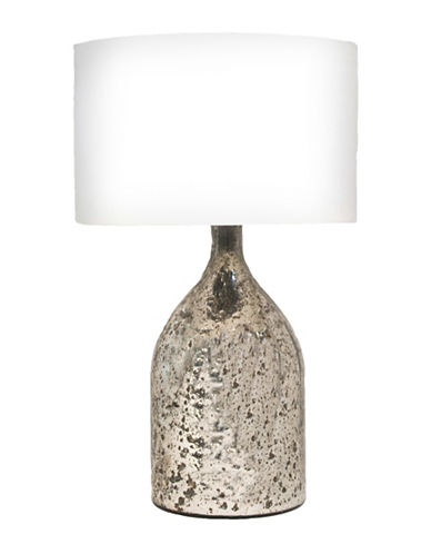 Ren-Wil Amberlea Table Lamp-ANTIQUE SILVER-One Size