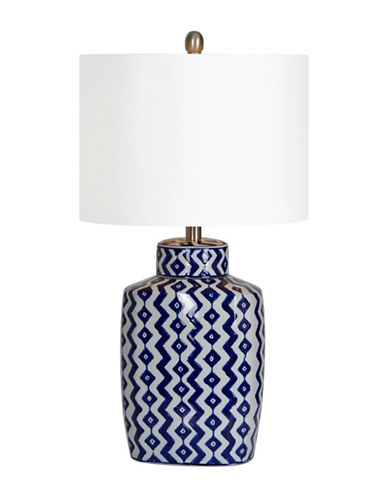 Ren-Wil Beryl Table Lamp-BLUE-One Size