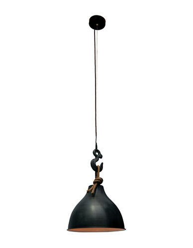 Ren-Wil Maturin Ceiling Lamp-ANTIQUE ZINC-One Size