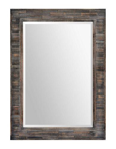 Ren-Wil Liuhana Wooden Mirror-CHARCOAL-One Size