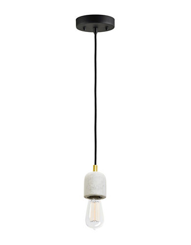 Ren-Wil Hayton Ceiling Lamp-NATURAL MARBLE-One Size