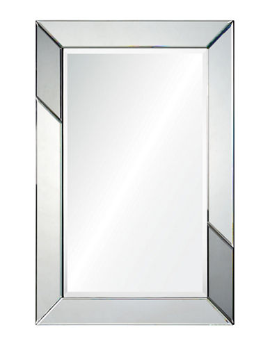 Ren-Wil Rumba Mirror-SILVER-One Size