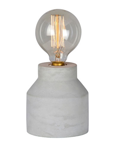 Ren-Wil Soleil Table Lamp-LIGHT GREY-One Size