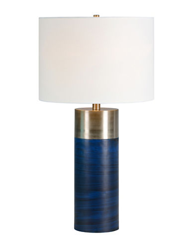Ren-Wil Glint Table Lamp-BLUE-One Size
