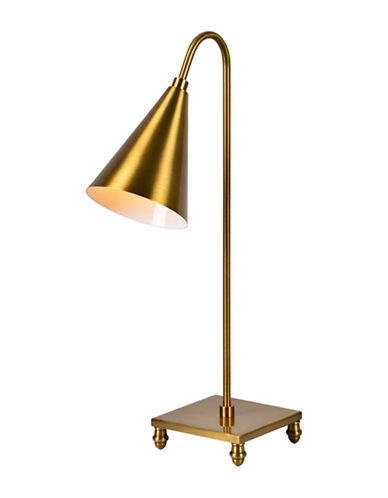 Ren-Wil Dawn Table Lamp-ANTIQUE GOLD-One Size