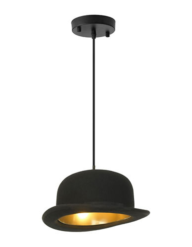 Ren-Wil Blaxton Ceiling Lamp-BLACK-One Size