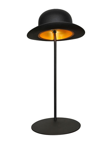 Ren-Wil Edbert Table Lamp-BLACK-One Size
