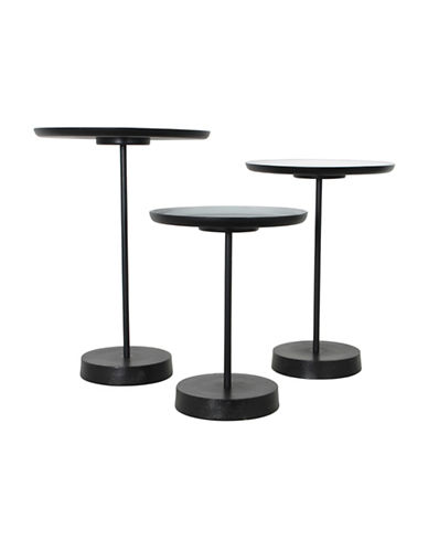 Ren-Wil Stepping Stone Accent Tables/Set of 3-IRON-One Size