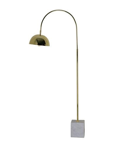 Ren-Wil Valdosta Floor Lamp-POLISHED BRASS-One Size
