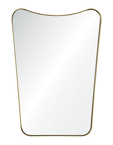 Ren-Wil Tufa Mirror-GOLD-One Size