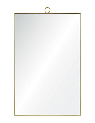 Ren-Wil Vertice Mirror-BRASS-One Size