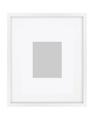 Distinctly Home Large Matted Photo Frame 8x10-WHITE-One Size