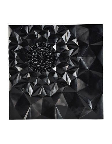 Ren-Wil Cantor Sculpture Wall Art-BLACK-One Size