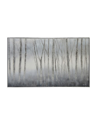 Ren-Wil Juneau Twilight Canvas Wall Art-GREY-One Size