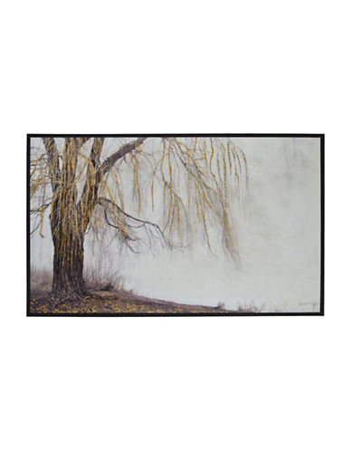 Ren-Wil Sunday Hazy Bayou Landscape Wall Art-GOLD MULTI-One Size