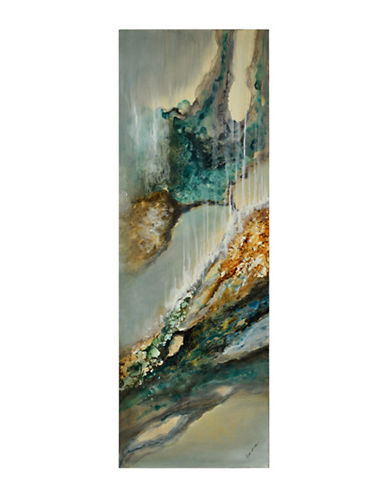 Ren-Wil Cascade Abstract Canvas Wall Art-MULTI-One Size