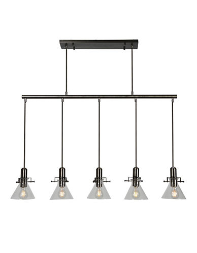 Ren-Wil Rampant Multi-Light Ceiling Pendant-GUNMETAL-One Size