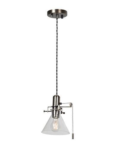 Ren-Wil Pozzo Ceiling Pendant Light-GUNMETAL-One Size