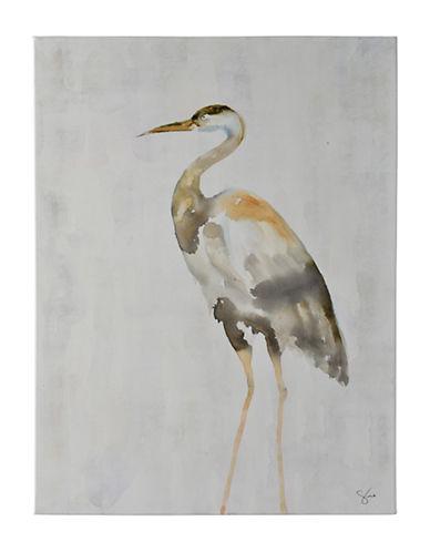 Ren-Wil Sandhill Crane Canvas Wall Art-YELLOW/GREY-One Size