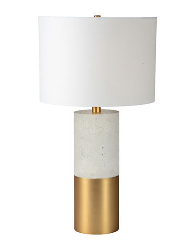 Ren-Wil Liberty Table Lamp-CEMENT-One Size
