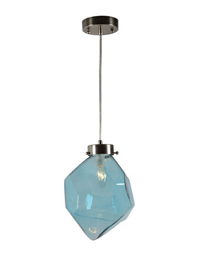 Ren-Wil Martine Ceiling Pendant Light-BLUE-One Size
